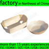 Wooden Baking Box for Bakery with Silicon Paper Mould