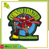 Consolidated Cartoon Colorful Hand Skull Animal Embroidery Patch for Wholesale (030)