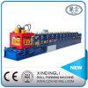 Hydraulic Fly Curium Cut Punching C-Beam Roll Forming Machinery