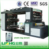 4 Colour High Speed Flexo Printing Machine for Plastic Bag