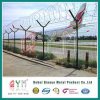 Airport Security Mesh Fence/Razor Barbed Wire Airport Fence Hot Sale