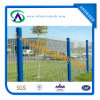 PVC Coated 3D Welded Wire Mesh Fence