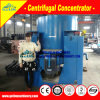 99% Recovery Ratio Centrifugal Separator for Gold Washing and Separating