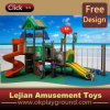 CE Most Popular in USA Outdoor Plastic Playground (X12188-6)