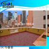 High Quality Roof Top Deck Floor Rubber Tile