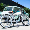 48V, 13ah 250/500W/750W Vintage Cruiser E Bike/Classic Cruiser Electric Bike/Beach Cruiser Electric Fat Bicycle/Nostalgia Fat Pedelec/Retro Pedelec En14176