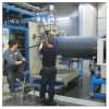 HDPE Hollow Winding Pipe Extrusion Making Machine