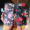 Printing Flowers Samsung Mobile Phone Cover Matte Soft TPU Phone Case for Samsung Galaxy S9 J5 2017 A3 A5 A7 J7 J3 2016 A8 2018 S8 Plus PRO Note 8 S6 S7 Edge