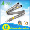Wholesale Custom Made Printed Polyester Lanyard with ID Badge Holder