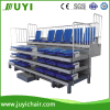 Competitive Price Stadium Retractable Bleacher Chair China Supplier Jy-769