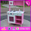 2015 New Wooden Kitchen Toy Set, Kids′ Wooden Toy Kitchen, Wood Toy Kitchen Set, Kids Wooden Kitchen Set Toy W10c168