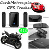 Car Motorcycle Vehicle GPS Tracker Intelligent Positioner (A10)
