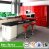 Red Kitchen Wall Hanging Cabinet/Kitchen Furniture