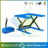 U Shape 1500kg 860mm Electric Hydraulic Pallet Scissor Lift Table
