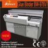 Boway 420mm L 60mm H A3 A4 Hot Melt Adhesive Binder Auto Side Glue Perfect Book Binding Machine