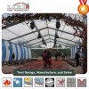 15m Width Big and Permanent Complete Transparent Marquee for Catering 500 People