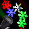 Snow Flake LED Projection Laser Light with Logo Image Changing (LP02)
