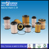 Paper Oil Filter for Chrysler Engine Part 05086301AA 5086301AA 0011849425 1121800009 1121840025 64448000009 Hu718/1k