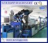 Tri-Layer Co-Extrusion Extrusion Line for Physical Foaming Cable