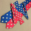 100% Silk Printed Mens Self Tie Luxury Bow Ties