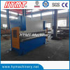 WC67Y-125X4000 steel plate bending machinery/hydraulic folding machinery