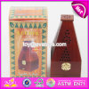 Middle East Incense Burner /Arabic Wooden Incense Burner W02A259