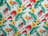 Flower Design Coral Fleece Fabric (XDFF-003)