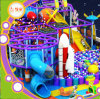 Kids Indoor Soft Playground Space Theme Equipment for Sale