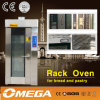Hot Saleing Price Rotary Rack Oven/ Rotary Oven (manufacturer CE&9001)