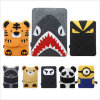 Wool Felt Laptop Sleeve Bag for MacBook PRO 13 Case Air Retina 11 12 13.3 14 15 Inch Cartoon Laptop Case