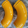 90degree Casting Elbow for Putzmeister Concrete Pump Parts Pipeline