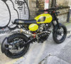 Scrambler Sport Euro 4 125cc Street Legal/Road Use Retro ECE Motorcycle/Vintage EEC Motorcycle/Cafe Racer Style Motorcycle/Classic Motorbikes Coc L3e-A1