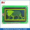 122X32 COB LCM Graphic LCD Display with Yellow-Green Background