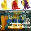 Wholesale #3 #5 #7 #8 #10 Closed End Invisible Nylon Zipper for Dress