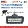 High performance 4X4 LED Light Bar 14inch for Offroad Vehicle Atvs