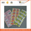 Decal Transparent Paper Custom Vinyl Epoxy Self-Adhesive Label Printing Sticker