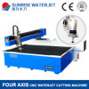 Waterjet Cutter for Glass, Metal and Stone Cutting