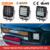 4X4 Osram Square 75W 80W 85W 6.8inch LED Driving Light for Truck Offroad SUV (GT1007Q)