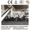 Plastic Film Recycling Pelletizing Line for Woven Bag with Simens PLC Touch Screen