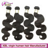 Xbl Brand Unprocessed Top Indian Virgin Remi Human Hair
