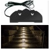 2700k Integrated LED Stair Light Waterproof with FCC/ETL