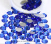 Wholesale Austrian Rhinestones Crystal Glass Bead 6mm Glass Crystal (FB-Sapphire 6mm)