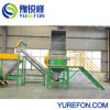 Plastic Waste Crusher Recycling Machine for PP PE PVC Pet Bottles Films Bags
