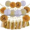 Umiss Paper Tassel Garland Party Decoration Kit for Birthday Wedding Baby Shower
