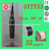 GYTY53-24 Core Stranded Armoured Fiber Optical Cable in Outdoor