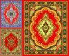 2015best Quality Polyester Carpet, Bathroom Mat, Door Mat