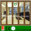 Double Glass Bi Fold Door Aluminum Windows and Doors Pnocfw0006