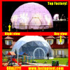 Clear Transparent White PVC Luxury Dome Tent Fastup