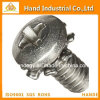 Stainless Steel Pan Head Phillp Machine Screw with Lock Washer
