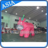 Lovely Color Giant Inflatable Cow/Inflatable Balloon for Promotion/Party